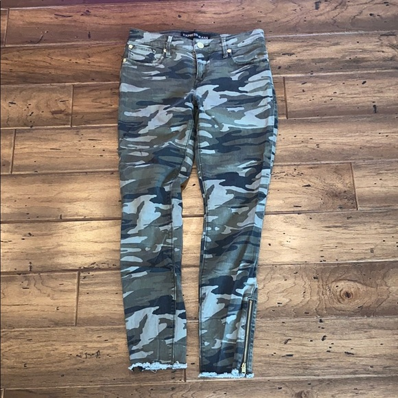 Like New Express Jeans